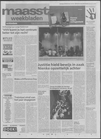 Maaspost / Maasstad / Maasstad Pers 2005-09-07