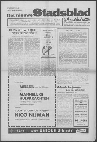 Het Nieuwe Stadsblad 1963-08-09