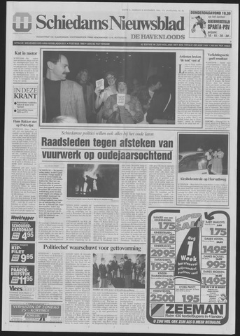 De Havenloods 1993-11-09