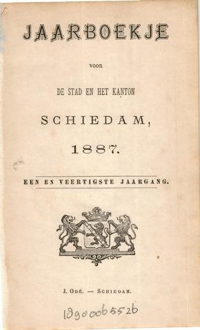 Schiedams Jaarboek 1887-01-01
