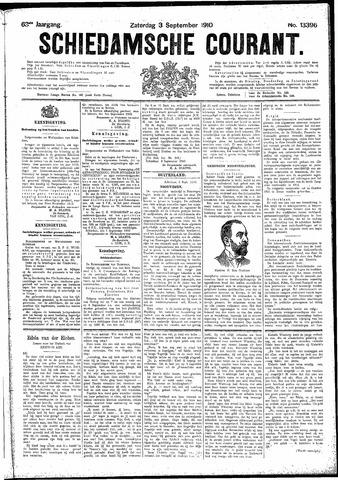Schiedamsche Courant 1910-09-03