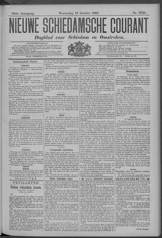 Nieuwe Schiedamsche Courant 1909-10-13