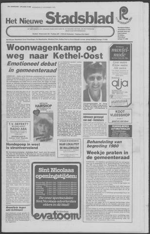 Het Nieuwe Stadsblad 1979-11-21