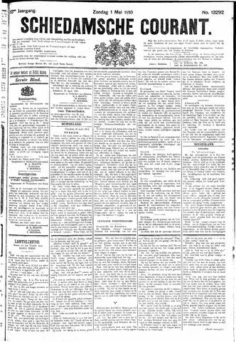 Schiedamsche Courant 1910-05-01