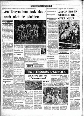 Rotterdamsch Parool / De Schiedammer 1970-09-05