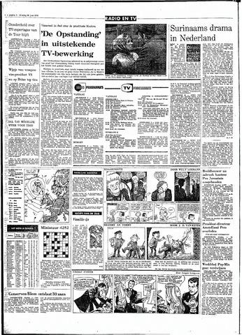 Rotterdamsch Parool / De Schiedammer 1970-06-30