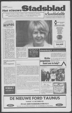 Het Nieuwe Stadsblad 1970-10-14
