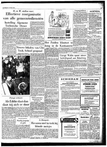 Rotterdamsch Parool / De Schiedammer 1962-05-19