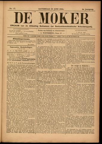 De Moker 1904-06-25