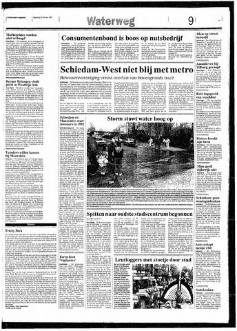 Rotterdamsch Nieuwsblad / Schiedamsche Courant / Rotterdams Dagblad / Waterweg / Algemeen Dagblad 1993-02-22