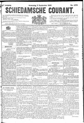 Schiedamsche Courant 1908-09-09