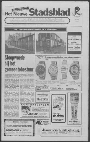 Het Nieuwe Stadsblad 1975-06-27