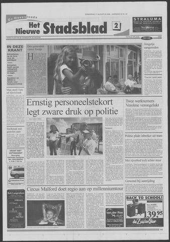 Het Nieuwe Stadsblad 2000-08-17