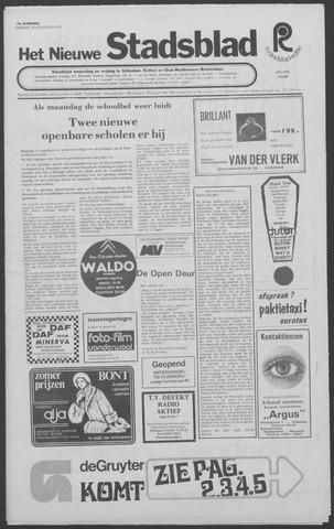 Het Nieuwe Stadsblad 1973-08-10