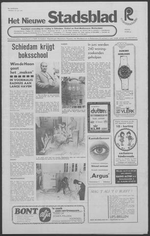 Het Nieuwe Stadsblad 1971-07-23