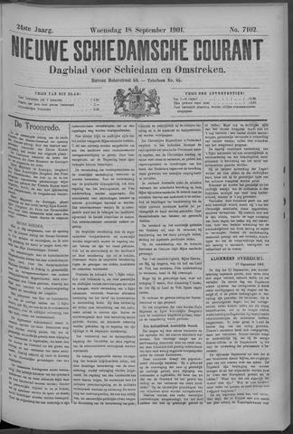 Nieuwe Schiedamsche Courant 1901-09-18