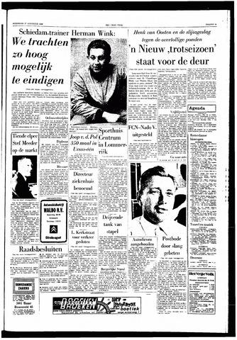 Het Vrije volk 1969-08-27