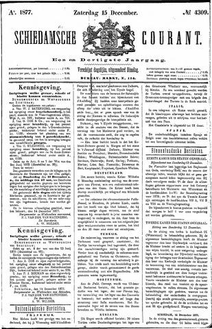 Schiedamsche Courant 1877-12-15