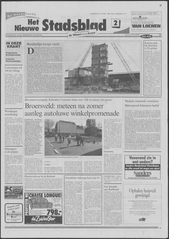 Het Nieuwe Stadsblad 1998-04-23