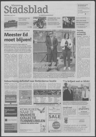 Het Nieuwe Stadsblad 2016-04-27