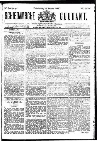 Schiedamsche Courant 1898-03-17