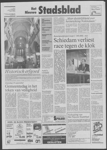 Het Nieuwe Stadsblad 1992-09-16