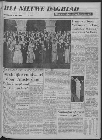 Nieuwe Schiedamsche Courant 1962-05-02