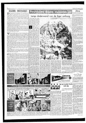 Rotterdamsch Parool / De Schiedammer 1959-08-18