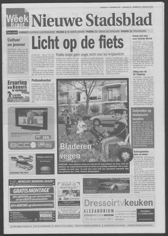 Het Nieuwe Stadsblad 2007-11-07