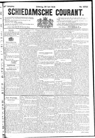 Schiedamsche Courant 1908-06-20