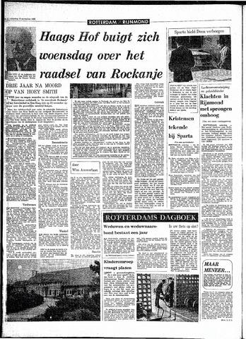 Rotterdamsch Parool / De Schiedammer 1968-11-16