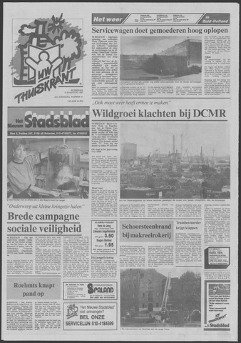 Het Nieuwe Stadsblad 1990-08-08