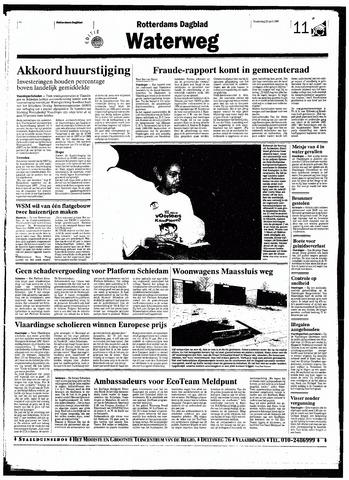 Rotterdamsch Nieuwsblad / Schiedamsche Courant / Rotterdams Dagblad / Waterweg / Algemeen Dagblad 1998-04-23