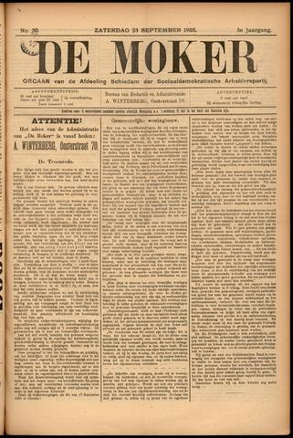 De Moker 1905-09-23