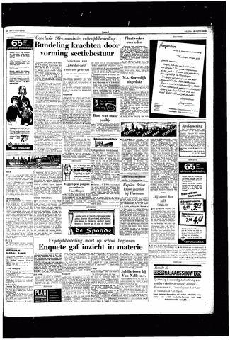Trouw / De Rotterdammer 1962-09-28