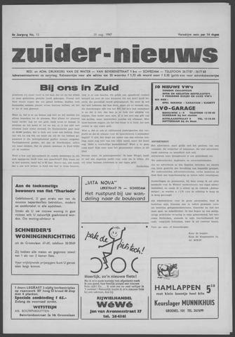 Zuider Nieuws 1967-08-31