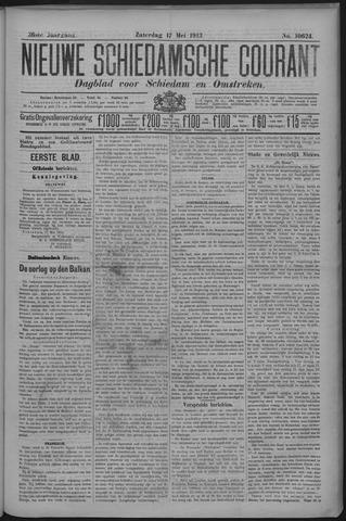 Nieuwe Schiedamsche Courant 1913-05-17