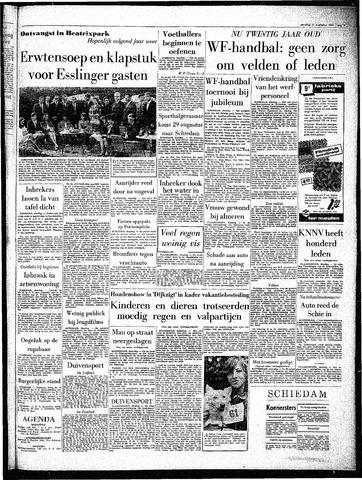 Rotterdamsch Parool / De Schiedammer 1964-08-11
