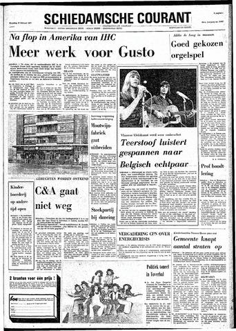 Rotterdamsch Nieuwsblad / Schiedamsche Courant / Rotterdams Dagblad / Waterweg / Algemeen Dagblad 1974-02-18