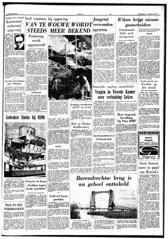 Trouw / De Rotterdammer 1969-08-07