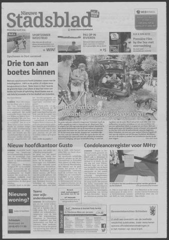 Het Nieuwe Stadsblad 2014-07-23