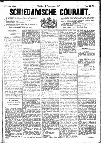 Schiedamsche Courant 1910-12-06