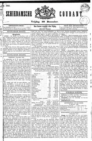 Schiedamsche Courant 1847-12-10