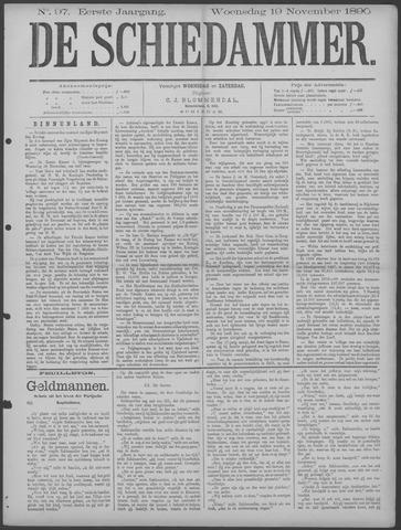 De Schiedammer 1890-11-19