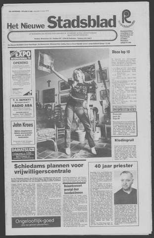Het Nieuwe Stadsblad 1979-07-13