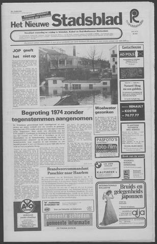 Het Nieuwe Stadsblad 1974-01-16