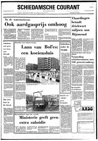 Rotterdamsch Nieuwsblad / Schiedamsche Courant / Rotterdams Dagblad / Waterweg / Algemeen Dagblad 1974-12-02