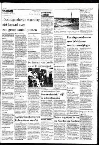 Rotterdamsch Nieuwsblad / Schiedamsche Courant / Rotterdams Dagblad / Waterweg / Algemeen Dagblad 1968-03-20