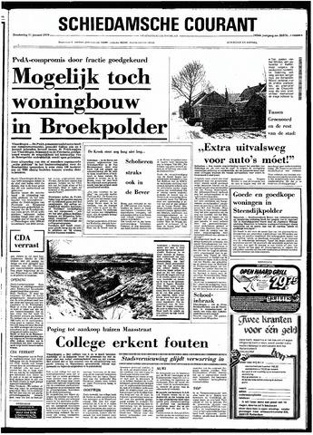 Rotterdamsch Nieuwsblad / Schiedamsche Courant / Rotterdams Dagblad / Waterweg / Algemeen Dagblad 1979-01-11