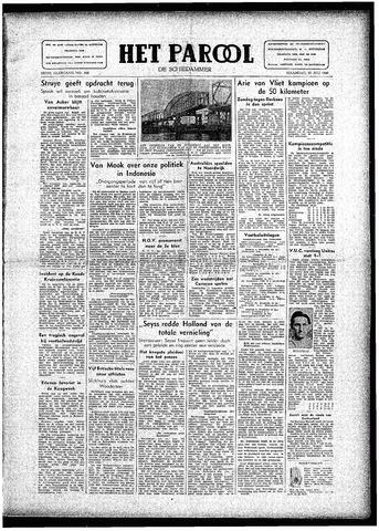 Rotterdamsch Parool / De Schiedammer 1946-07-22